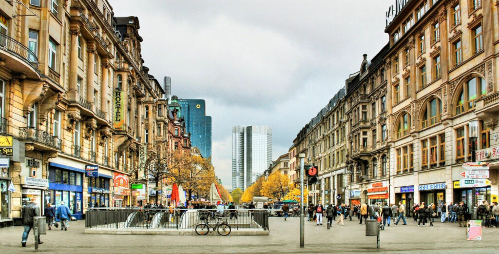 Accommodation - german course in Berlin and Frankfurt